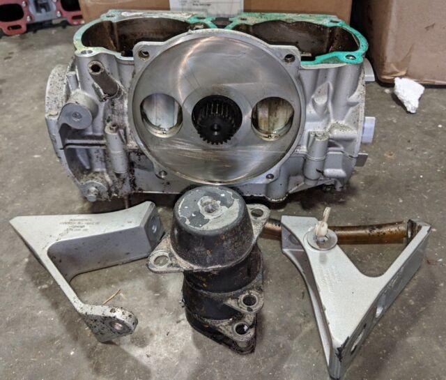 Sea Doo Seadoo 717 720 Crank Case Crankcase Engine Block