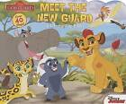 The Lion Guard, Meet the New Guard by Disney Book Group (Board book, 2016)