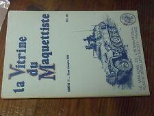 8µ? Revue Vitrine du Maquettiste n°11 Sdkfz 10 & 250 Mirage F1 L'Aquilon