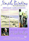 Simply Painting Watercolours - Idyllic Locations (DVD, 2006)