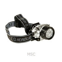 21 Led 2 Mode Head Headlamp Torch Camping Hiking Flashlight Bike Lamp Waterproof