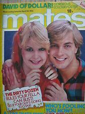 MATES MAGAZINE 5H APRIL 1980 - PAULA YATES - DOLLAR