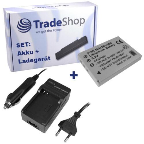 Batería CARGADOR Jenoptik JD 8.0z3 sl jd8.0 z3sl 8.0 z3