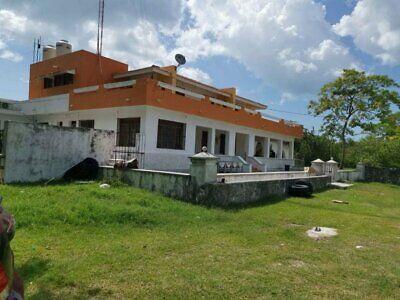 Remato 4 mil 815 Hectareas es Propiedad c Escrituras en Campeche incluye 300 Reces equipo tractor