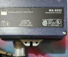 Invensys Ma 6503 Ma6503