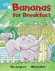 Rigby Star Independent Turquoise Reader 4: Bananas for Breakfast by Jane Langford (Paperback, 2003)