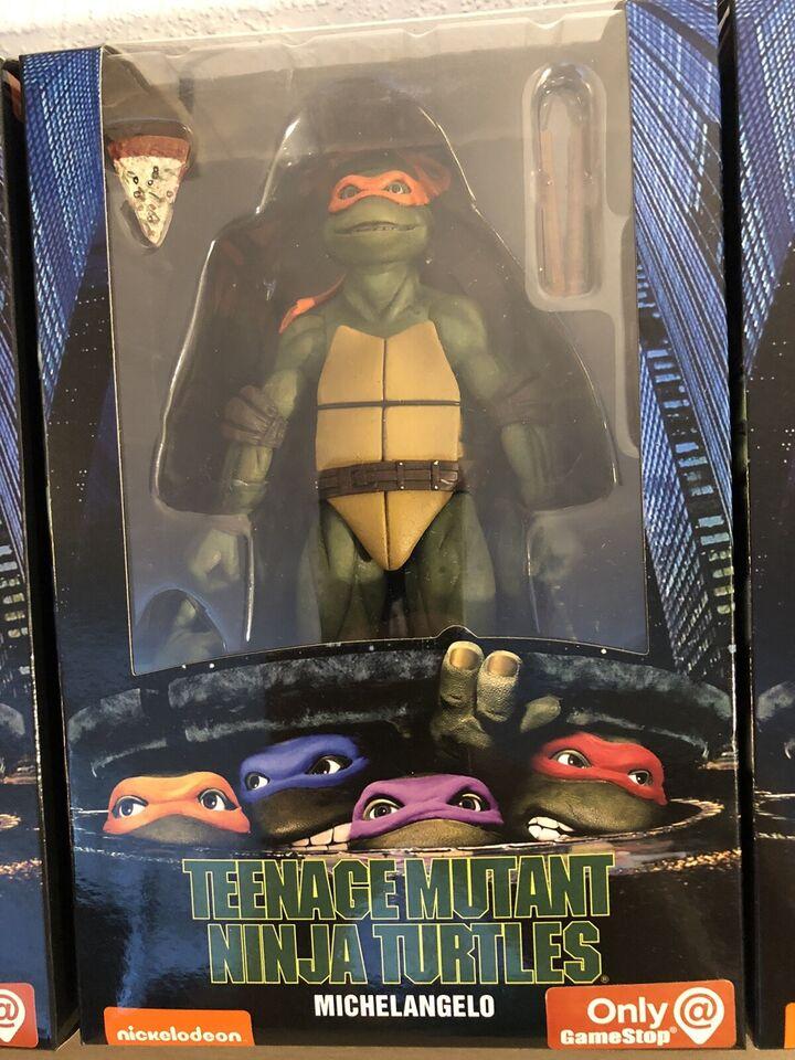 Movie Turtles, Nickelodeon