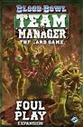 Blood Bowl Team Manager Card Game Foul Play Expansion 9781616617790 2014