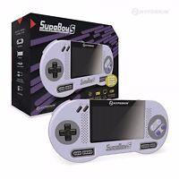 Hyperkin Supaboy S, Portable Pocket Snes Console (2016 Version) Free Shipping