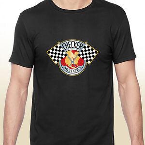 Checker-Motors-T-Shirt