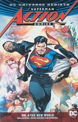 SUPERMAN TPB VOL 6 IMPERIUS LEX REBIRTH REPS #33-36 /& #39-41 NEW//UNREAD