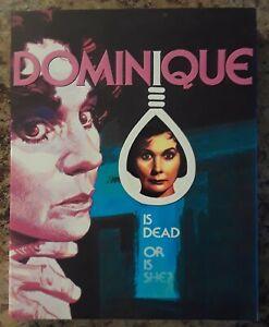 Dominique-BLU-RAY-DVD-vinagre-sindrome-de-1978-con-funda-de-edicion-limitada