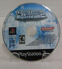 Dance Dance Revolution Supernova 2 PS2 Game