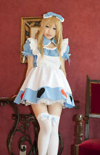 Framed Print - Sexy Japanese Woman Dressed Like Alice in Wonderland (Picture)