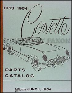 Corvette parts catalog free