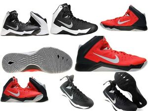 Rouge tailles Nike Hyperquickness Chaussures Hommes Argent Zoom Noir University Différentes X6aw6pTxqW