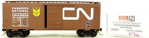 Micro-Trains-Ligne-20550-Canadien-National-428650-40-039-Piece-Boite-1-160-Ovp