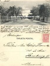 colombia, BARRANQUILLA, Quintas en los Afueras de la Ciudad (1905)  Flohr, Price