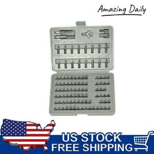 100-Pcs-Security-Bit-Screwdriver-Bit-Set-Torx-Star-Pozi-Hex-Tamper-Proof-Bolts