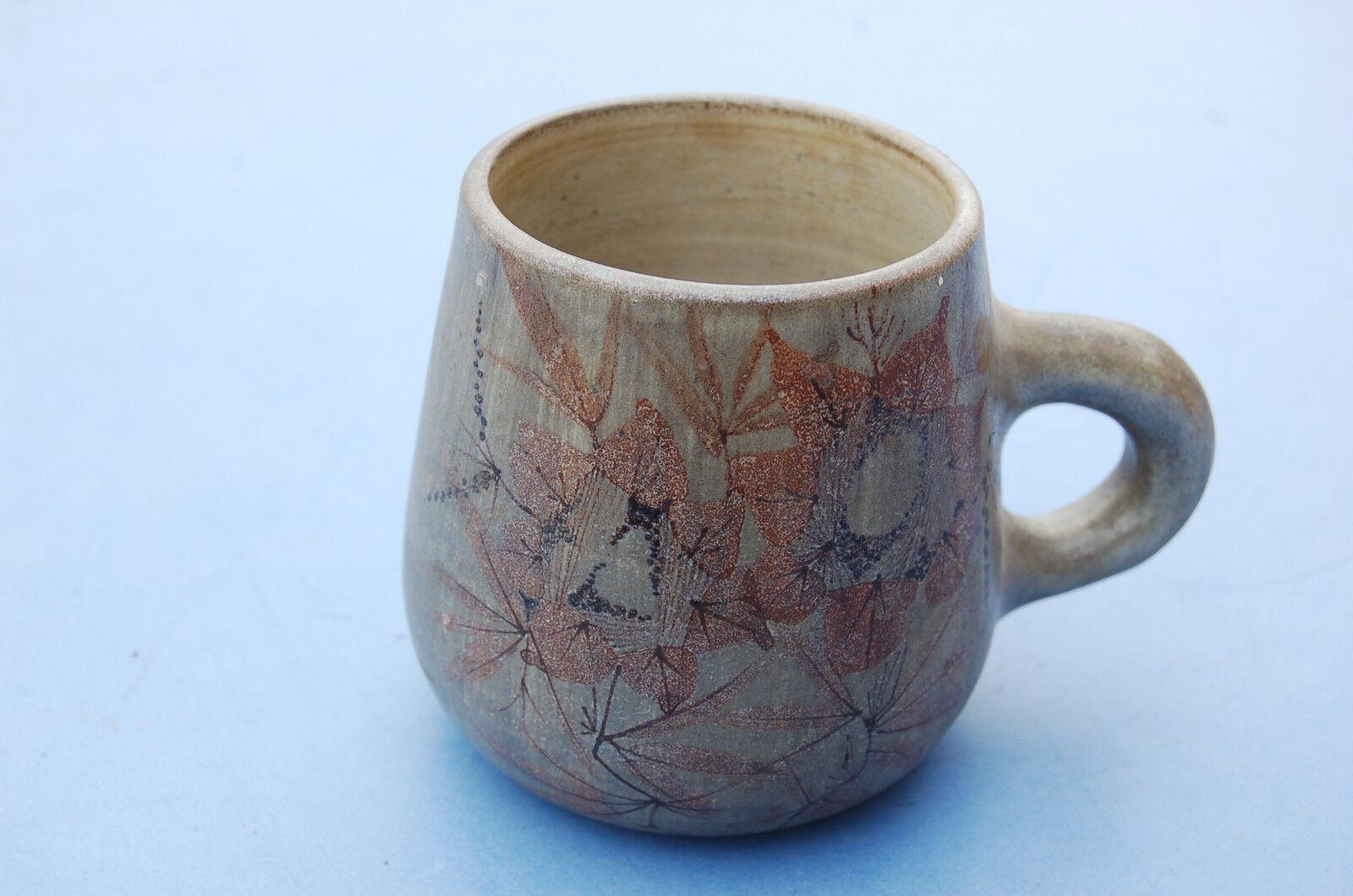 Angebot Antik Becher Tasse Original - Vintage - Signiert D.B | Feine Verarbeitung
