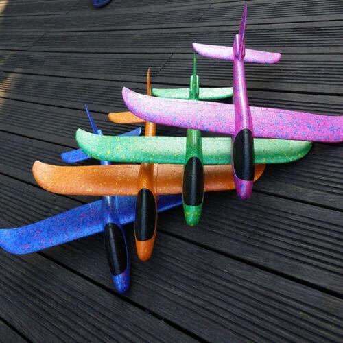 48 cm Main Jet Avion Rationaliser Outdoor lancer PLANEUR AVION enfants jouet cadeau