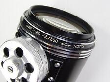 Telelens Tair-3s f/4.5/300 from Photosniper set M42 screw mount s/n 0378.