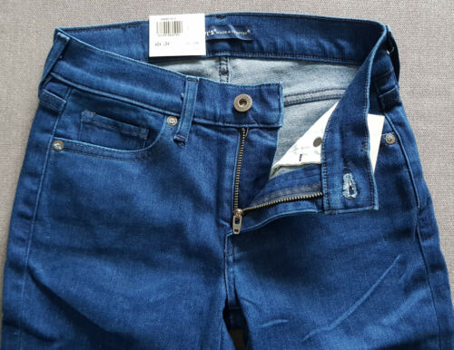 W25 Jeans Made Skinny Levi's Damen L34 Empire Levis Crafted qxT4wUq