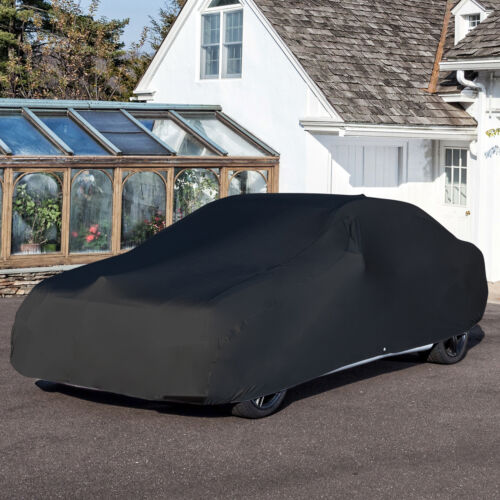 Indoor Stretch Car Cover Fits Chevrolet Corvette 1969|UV Protect|Breathable