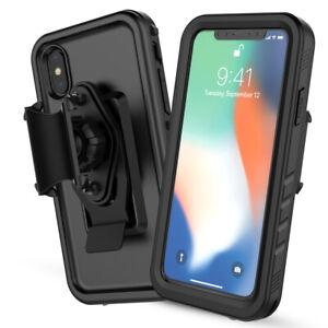Pour-iPhone-X-Xr-Xs-Max-7-8-Plus-Bicycle-Mount-Holder-Case-velo-de-guidon-Coque