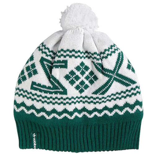 adidas Originals Beanie Strickmütze Winterbeanie Bommelmütze Mütze Strick-Mütze