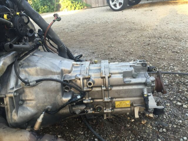 BMW 420 G Getrag 226 Six Speed Manual Transmission From E 39 M 5