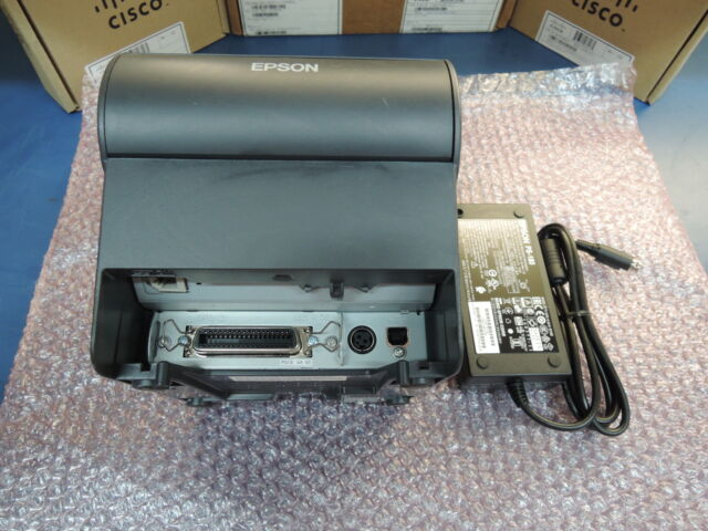 Epson TM-T88V (M244A) USB / Parallel port. real time listing