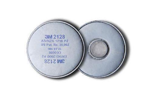1 paire de 3 m 2000 Series Particulate filtres à charbon 2128 P2