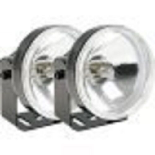 Hella 1300 H71020051 Round  Driving Fog Lights NIB