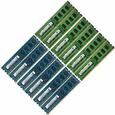 1x2GB 2GB DDR3-1066 PC3-8500 Non-ECC Unbuffered 240 Pin 1.5V CL=7 Memory