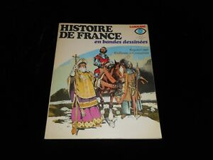 History-France-IN-Bands-Comics-4-Hugues-Capet-Guillaume-The-Conqueror