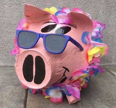 Sparschwein Xxl Partysau Hawaii Schwein Geldgeschenk Geburtstag Briefbox Karten üBerlegene Leistung
