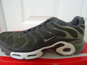 Détails sur Nike Air Max Plus Baskets Chaussures 852630 300 UK 6.5 EU 40.5 US 7.5 Neuf + Boîte afficher le titre d'origine