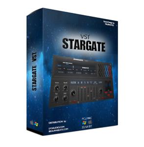 stargate vst plug in vst3 au samples sounds analog kontakt fuity loops mainstage ebay. Black Bedroom Furniture Sets. Home Design Ideas