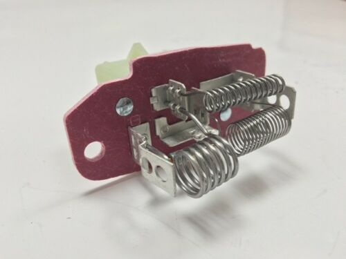 Genuine OEM Ford Blower Motor Resistor 4C2Z-19A706-AA