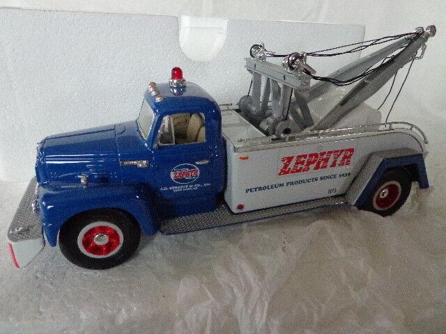 ventas en linea 1st Gear 1957 International R-200 1 1 1 34 escala Remolque Camión Zephyr gasolina  aquí tiene la última