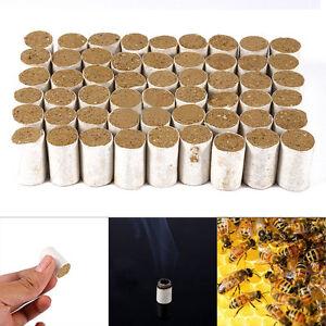 54pcs-Pack-Beekeeping-Tools-Bee-Hive-Smoker-Fuel-Chinese-Herb-Smoke-Honey-Made
