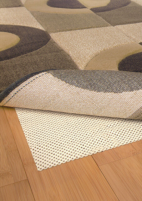 Non Skid Area Rug Pad For 6 Feet Round