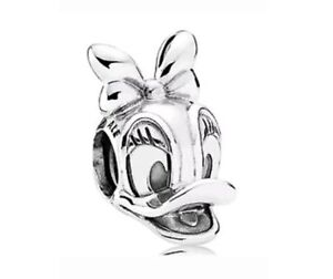 Pandora-Argento-DAISY-DUCK-Paperina-Charm-DISNEY-792137-bellissimo