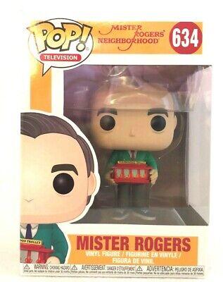 Mister Rogers/' Neighborhood TV Mister Rogers Figure POP
