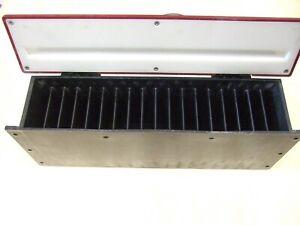OEM Gm 1984 85 86 87 88 89 Corvette C4 Console Cassette Tape Holder 14047474