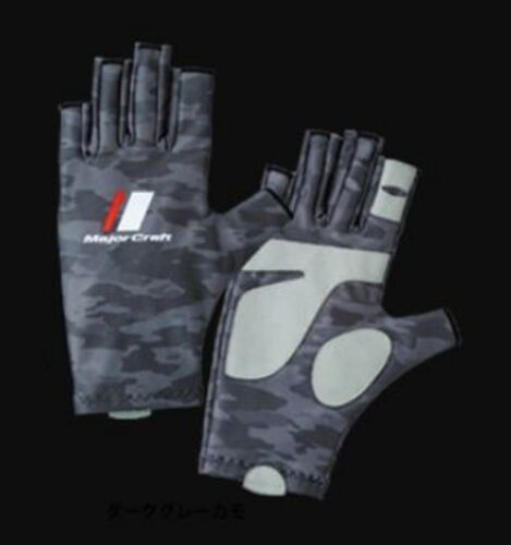 4236 Major Craft Gloves Sun Protection SG-M20DGY Size M