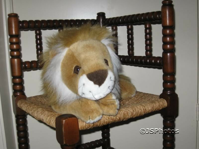 Dutch Netherlands Lion Stuffed Plush