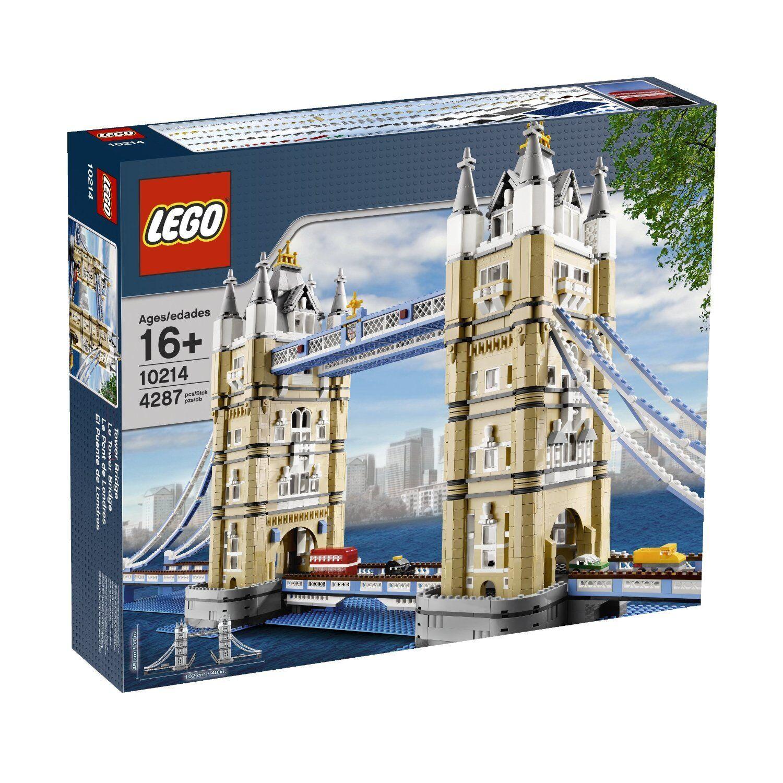LEGO EXCLUSIVE Set 10214 - TOWER BRIDGE, NEU & OVP, OVP, OVP, MISB, NRFB 77a54a