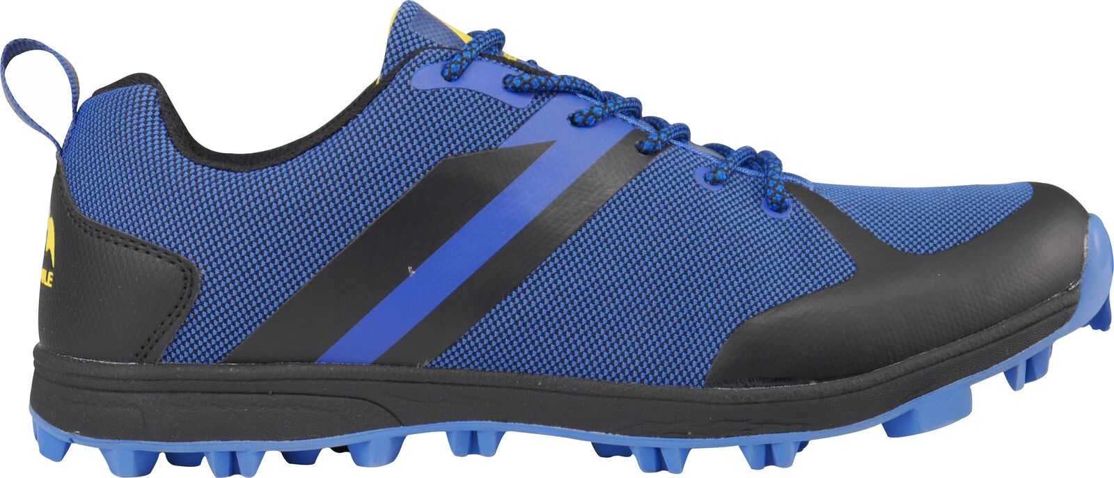 More Mile Cheviot Pace Mens Trail Running zapatos azul Off-Road Racing Trainers